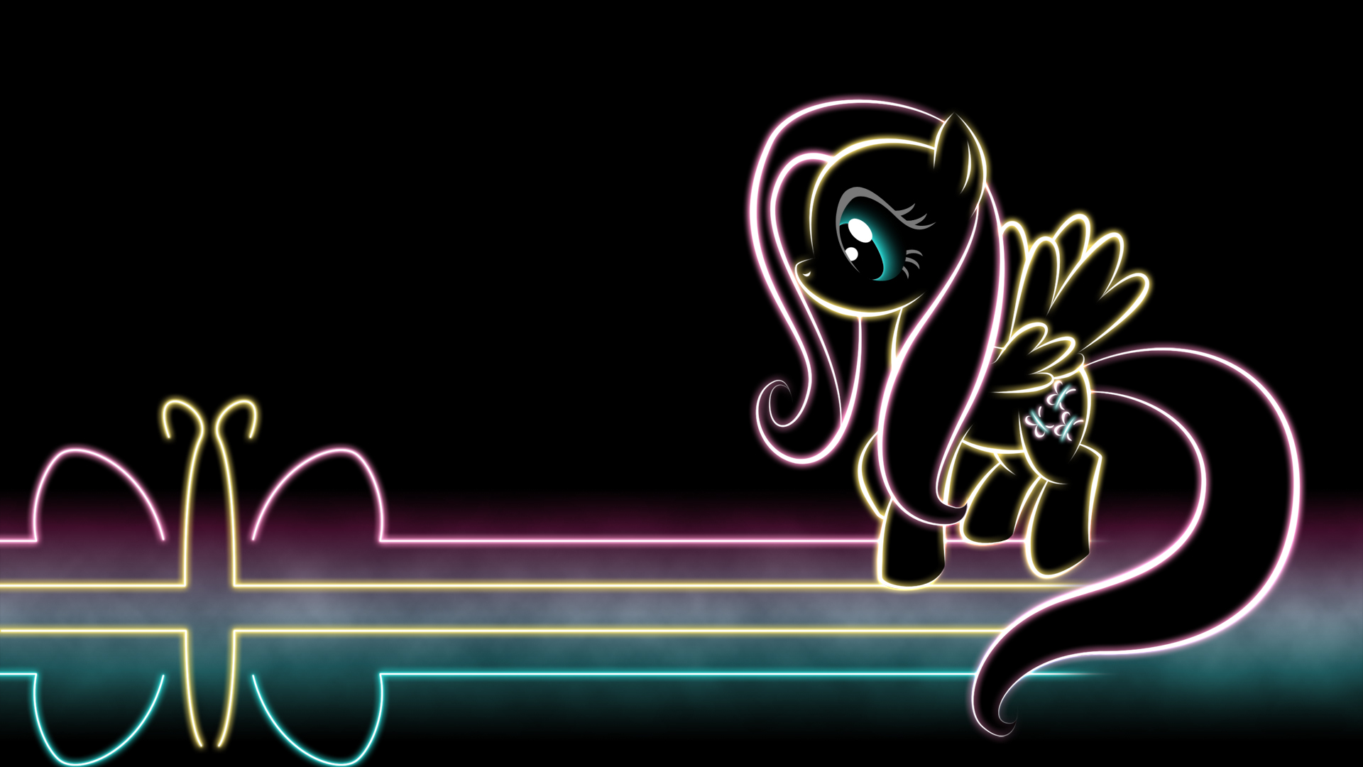 My Little Pony Friendship is Magic images MLP Glow Wallpapers 1920x1080