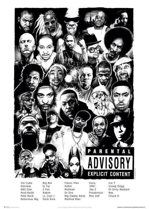 Old School Rap Vs New School Rap Genius 570x800