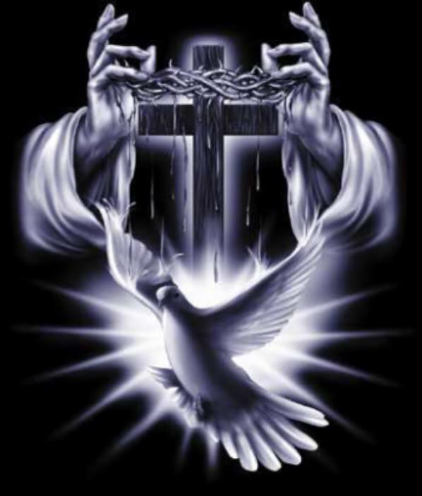 jesus cross photo Jesus Christ cross black backgroundjpg 598x703