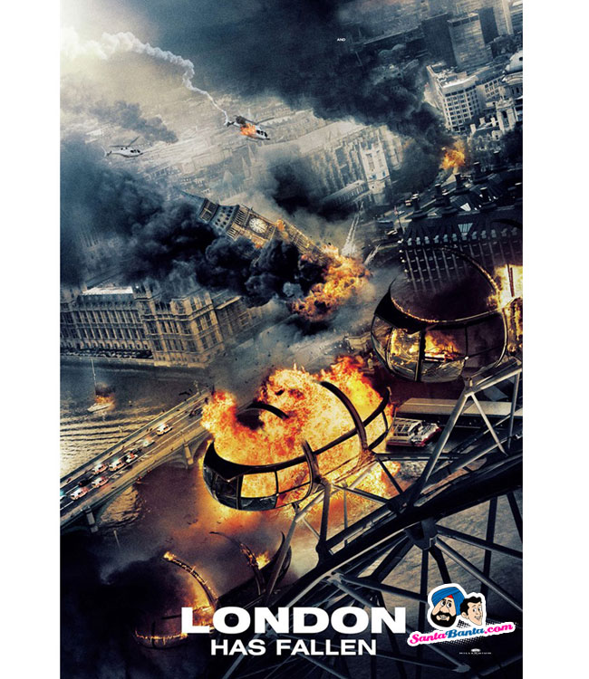 London Has Fallen Image Gallery Picture 58840 650x750