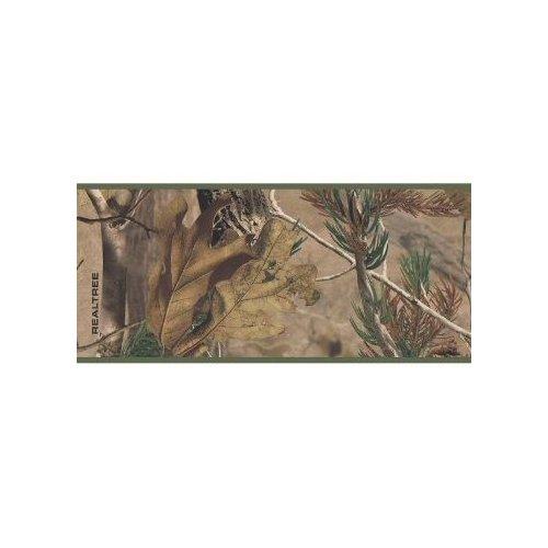 Realtree Camouflage Wallpaper Border Home Improvement 500x500