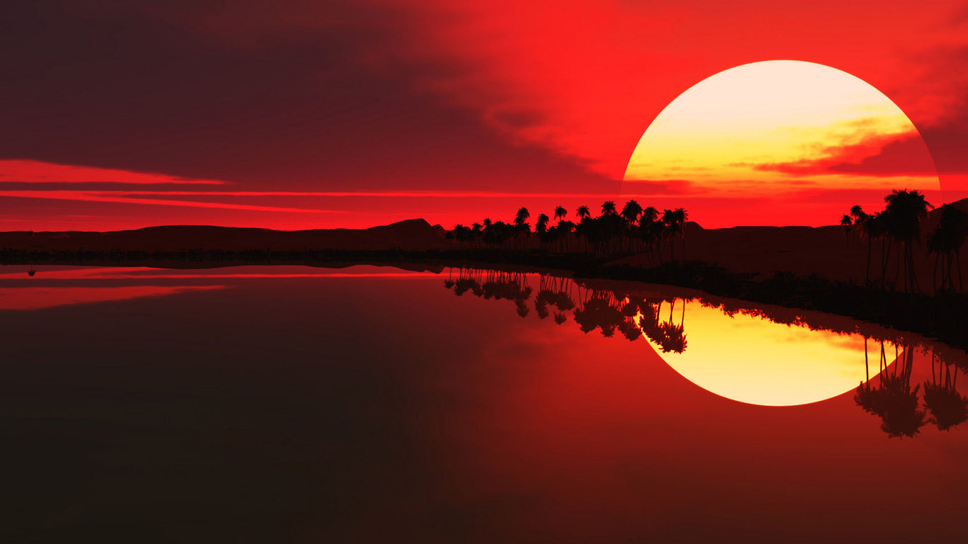 Sunrise Wallpaper Photos Beautiful 2391 Wallpaper Cool 1366x768