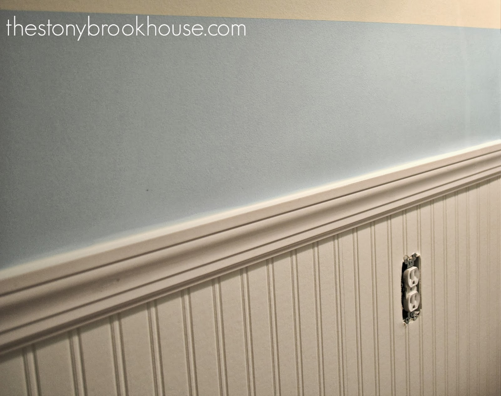 install beadboard wallpaper - photo #21