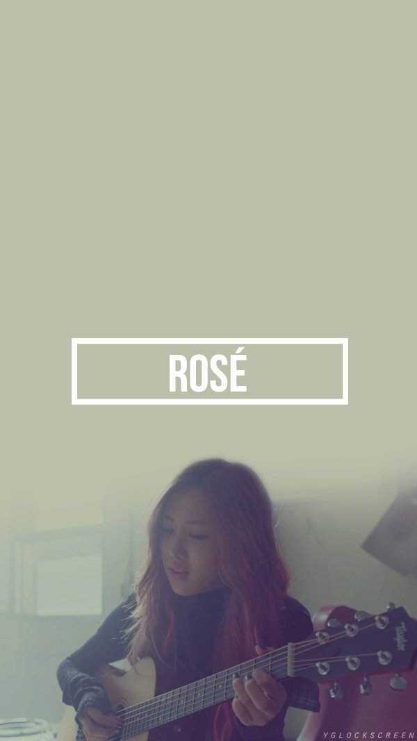 YG Lockscreen World on Twitter BLACK PINK ROS Phone 600x1067