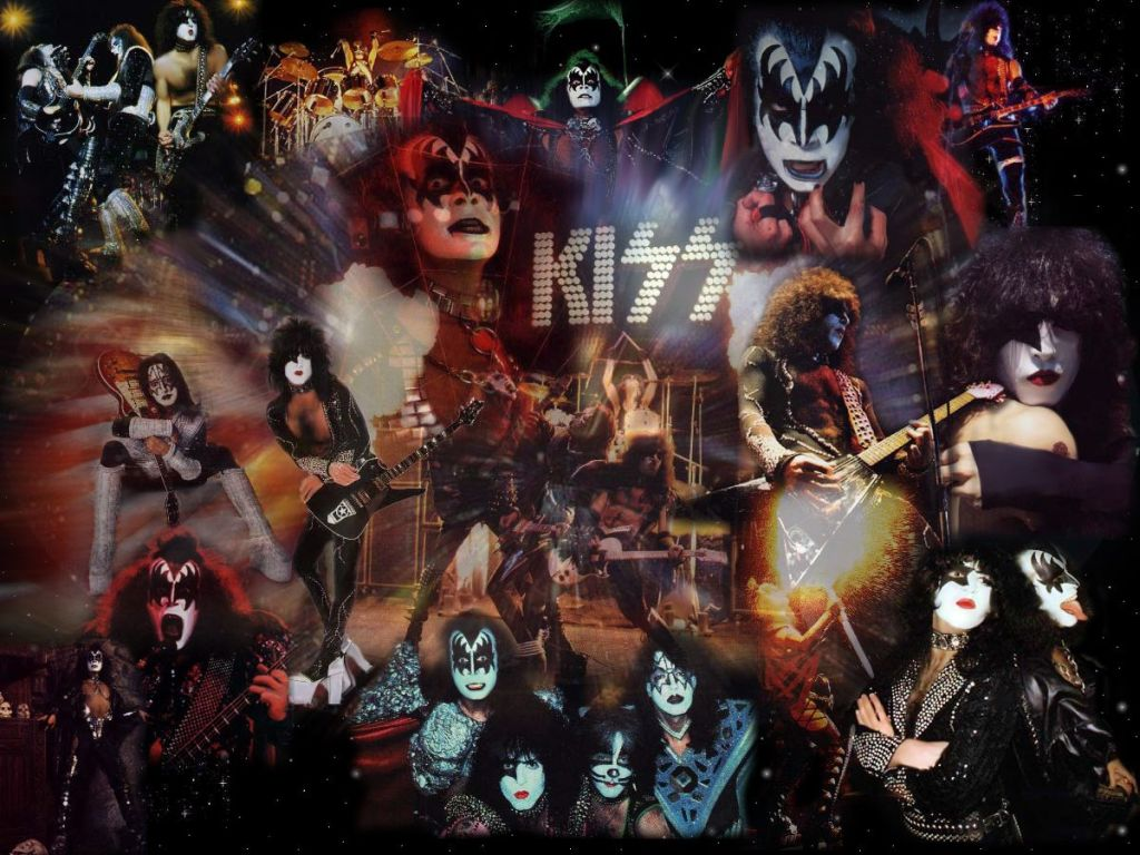 Kiss   KISS Wallpaper 24994208 1024x768