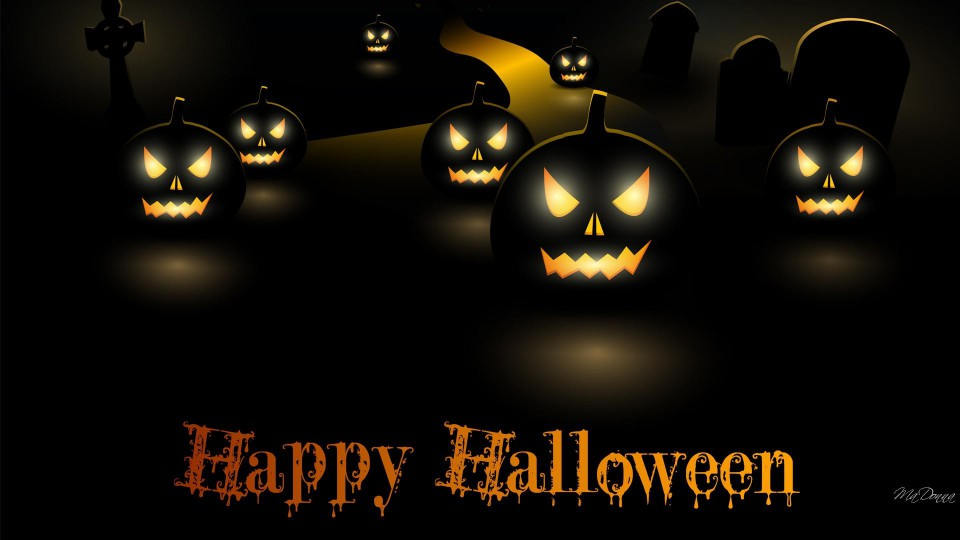 Halloween Night Wallpapers One HD Wallpaper Pictures Backgrounds 960x540