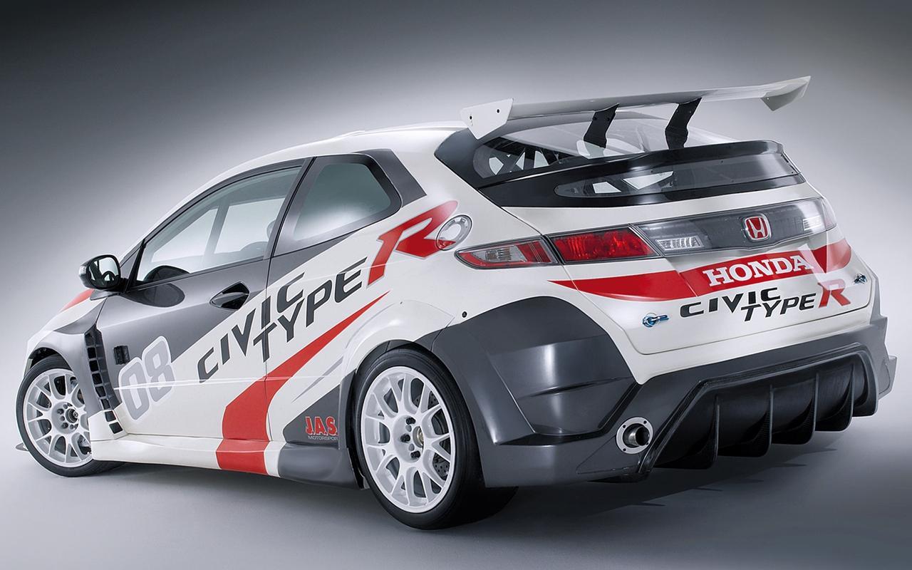Honda Civic type r Wide 1280x800 1280x800