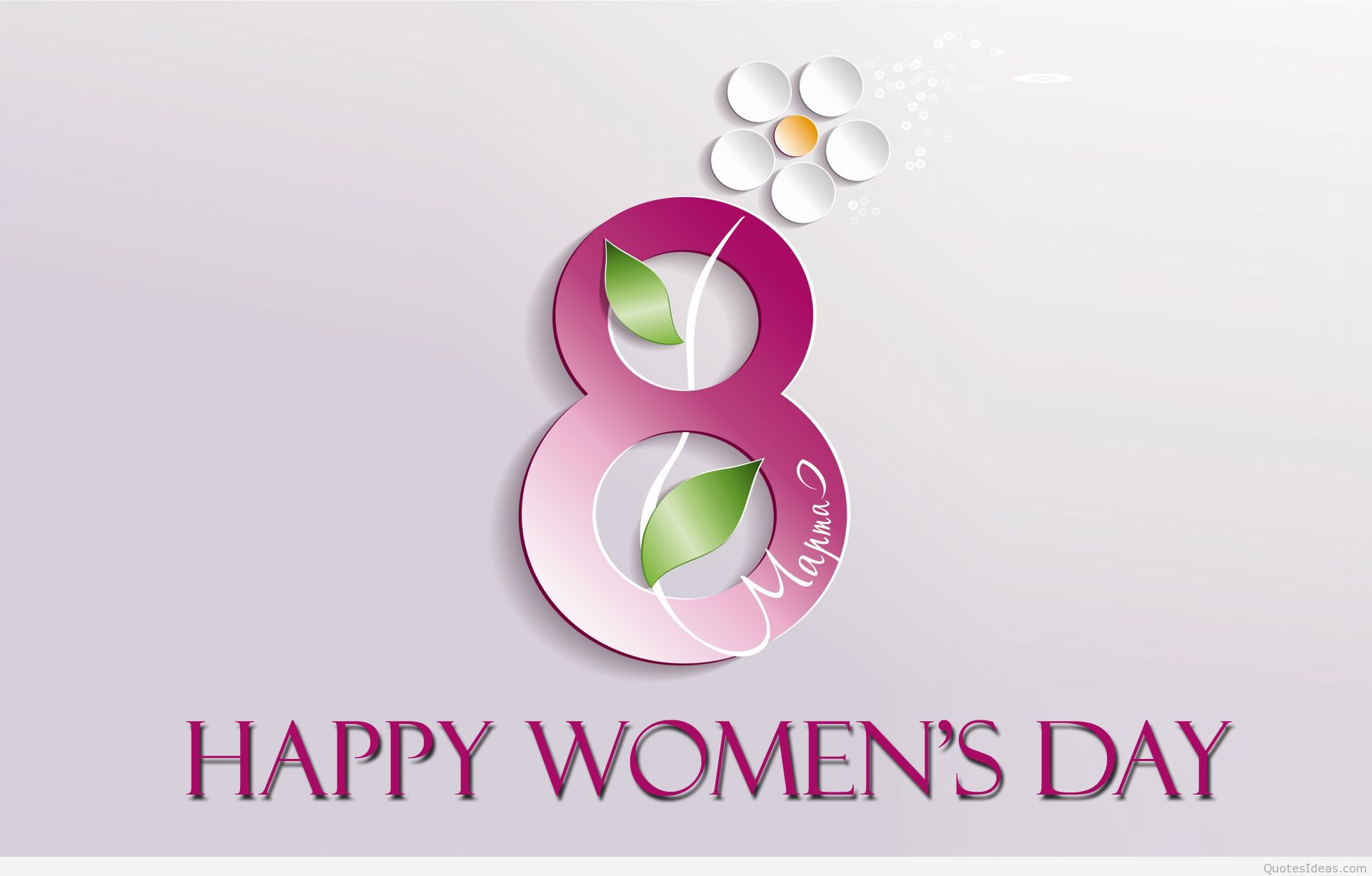 Womens Day Wallpaper HD download 1920x1227