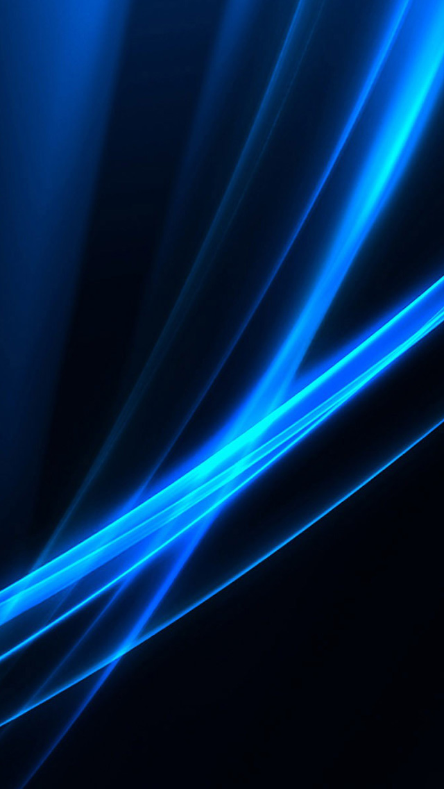 Blue Light IPhone 5s Wallpaper Download Wallpapers IPad 640x1136