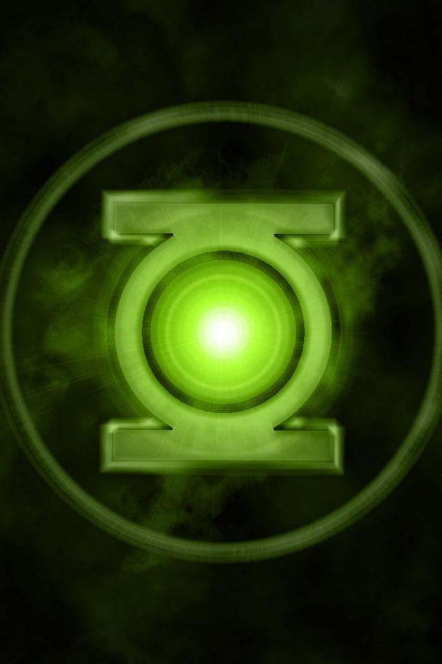 Green lantern iphone wallpaper