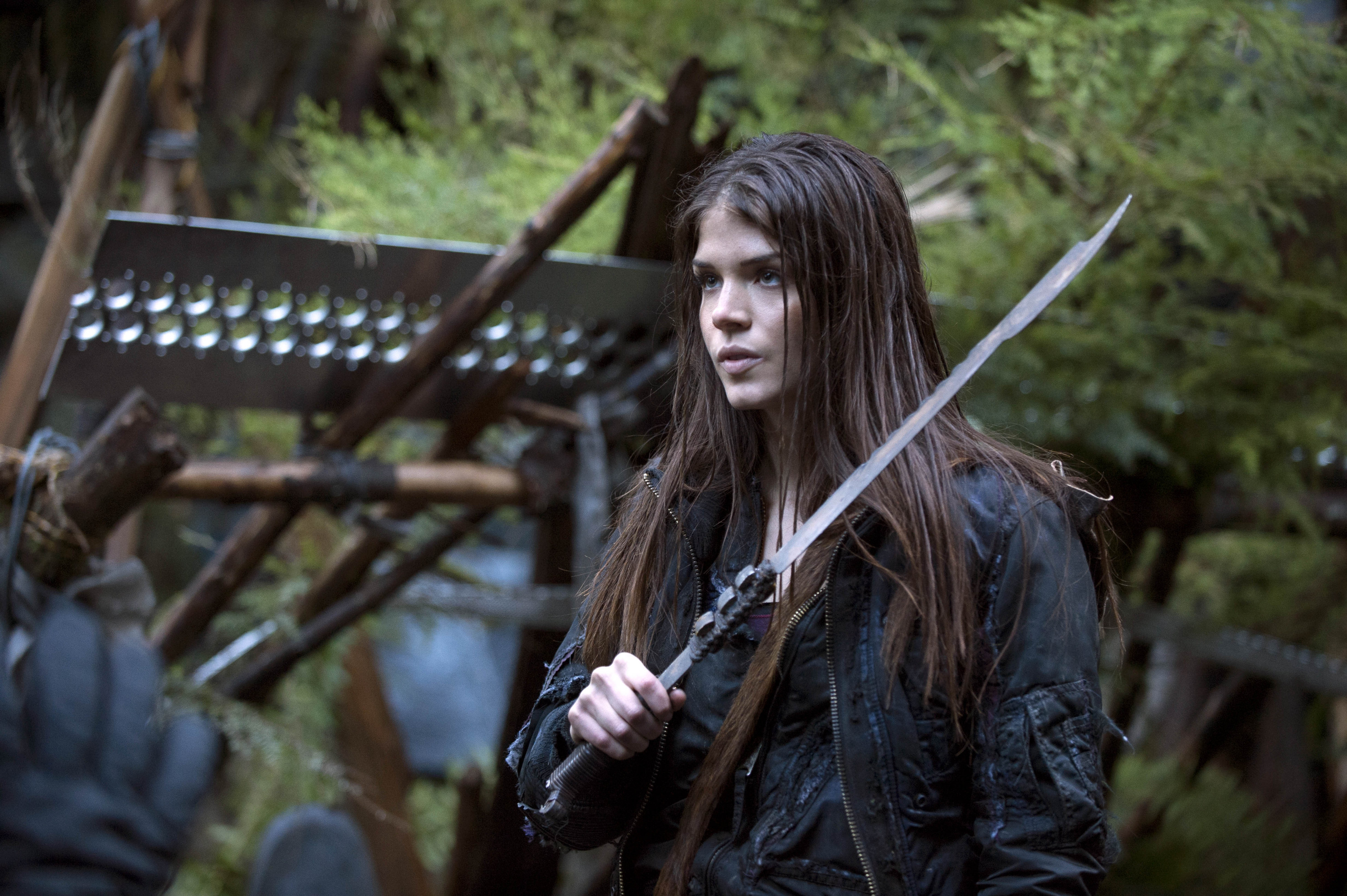 4 Marie Avgeropoulos HD Wallpapers Background Images   Wallpaper 3000x1997