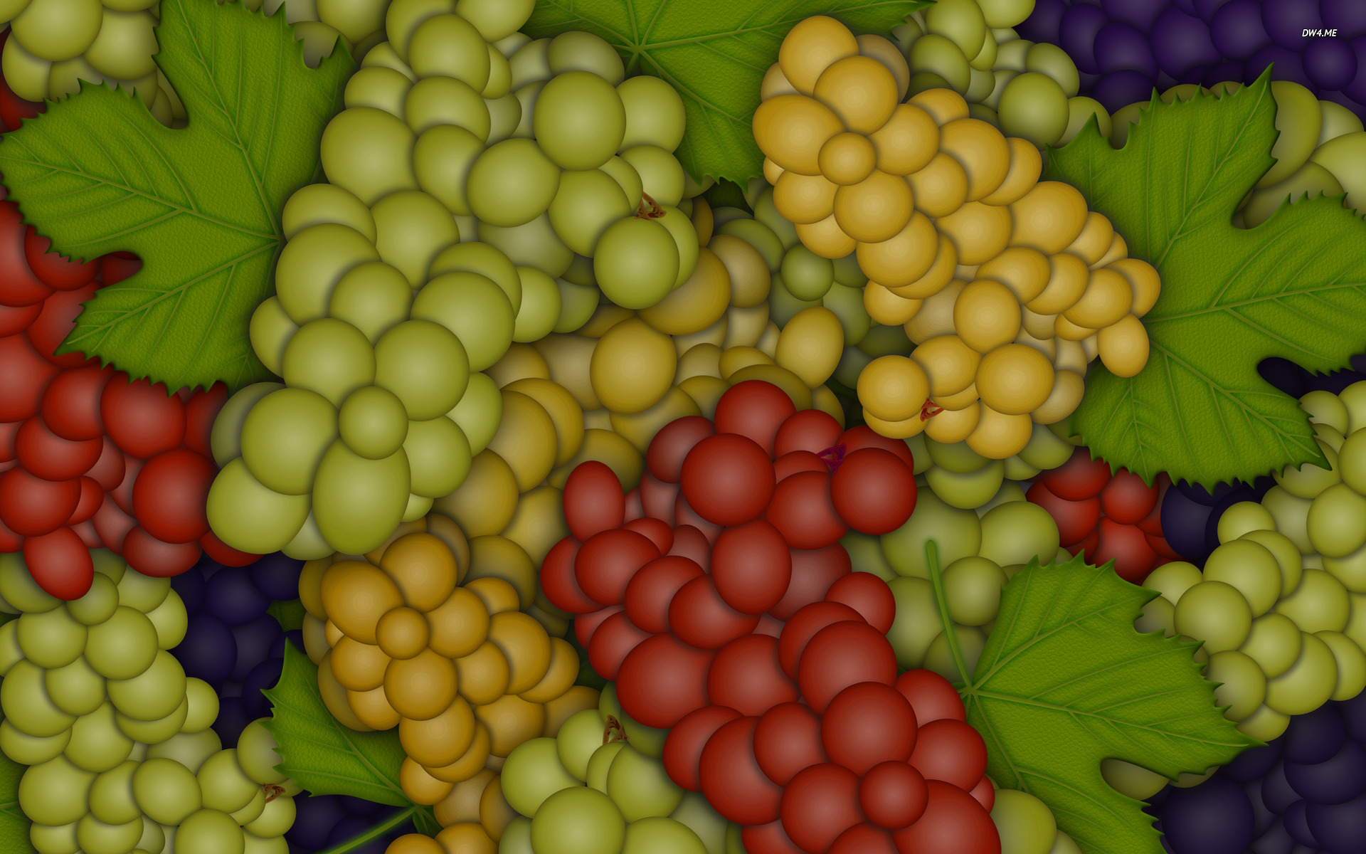 Grapes wallpaper   Digital Art wallpapers   1779 1920x1200