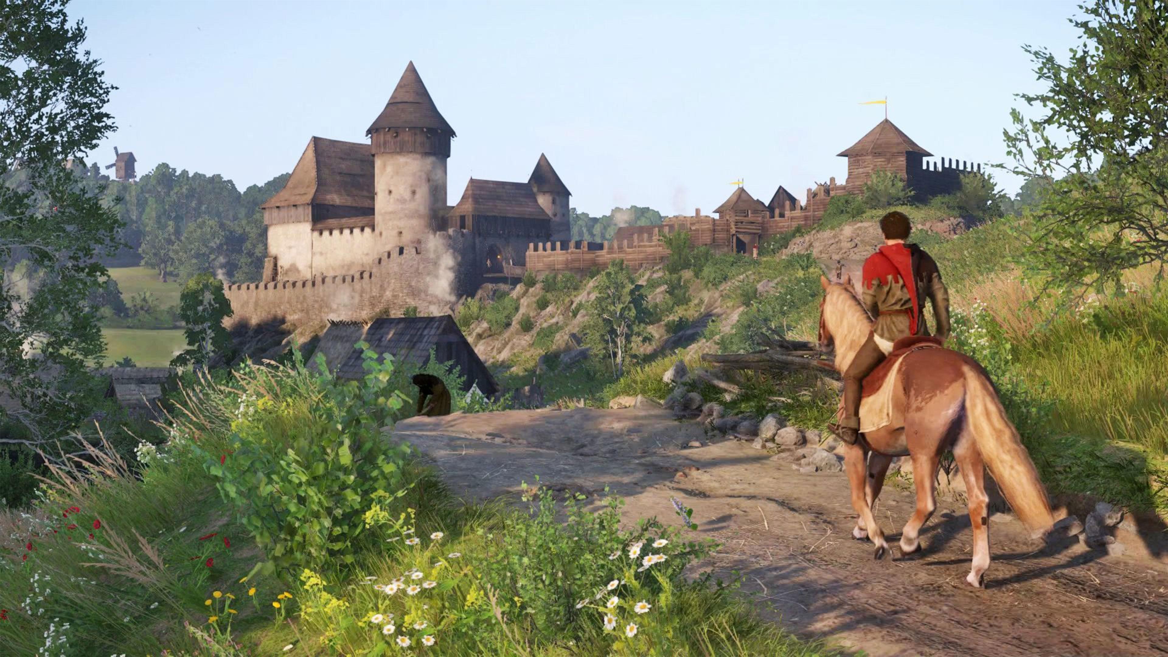 Kingdom Come Deliverance Wallpapers in Ultra HD 4K   Gameranx 3840x2160