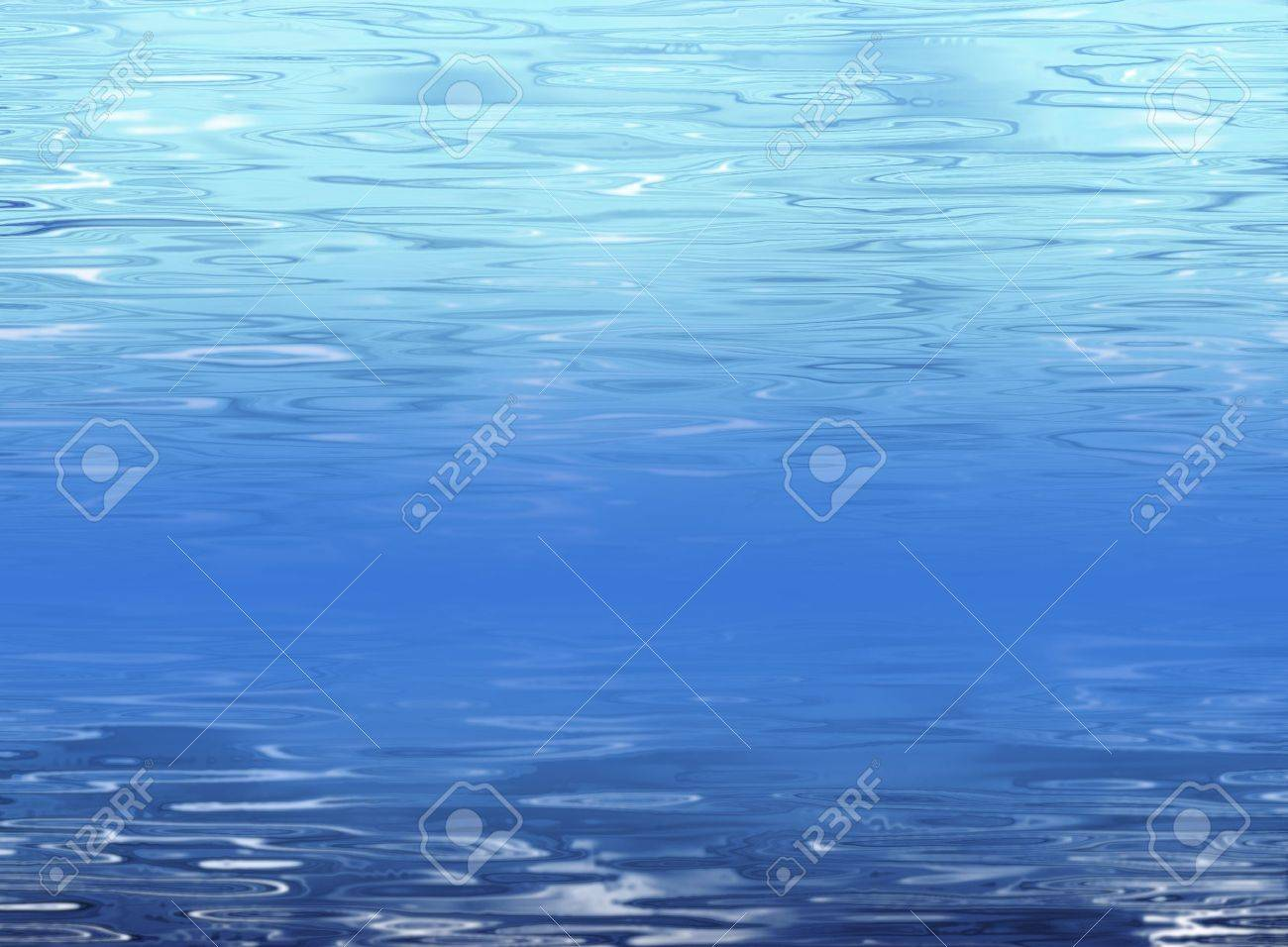 Abstract Submarine Background   Clear Fresh Water With Seabed 1300x956