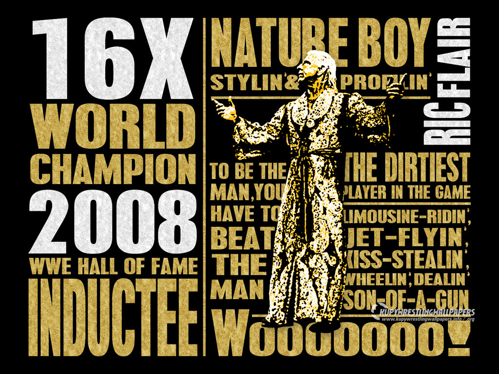 Ric Flair   Professional Wrestling Wallpaper 1081870 1024x768
