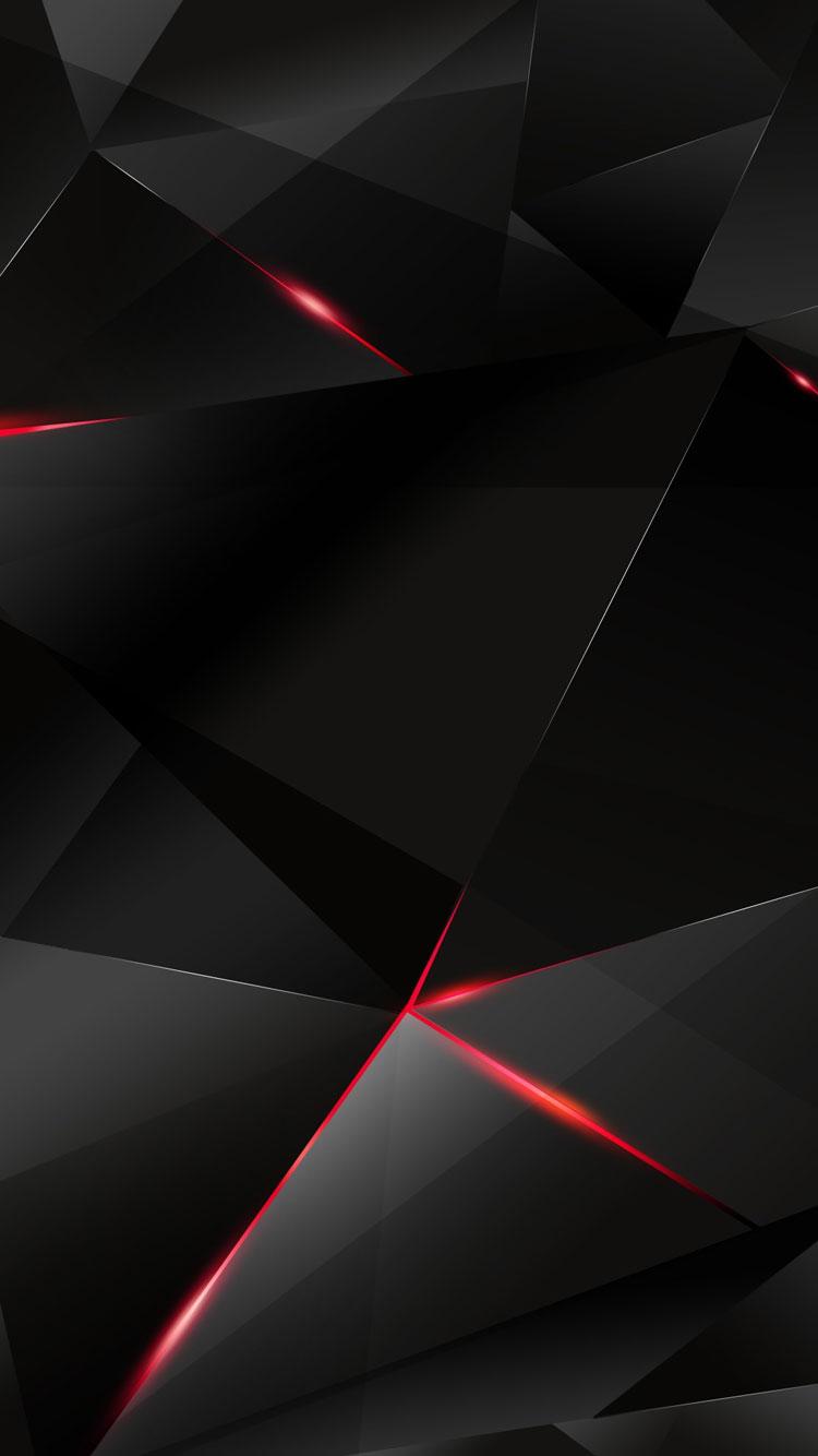 Best Black iPhone 6 Wallpaper 750x1334
