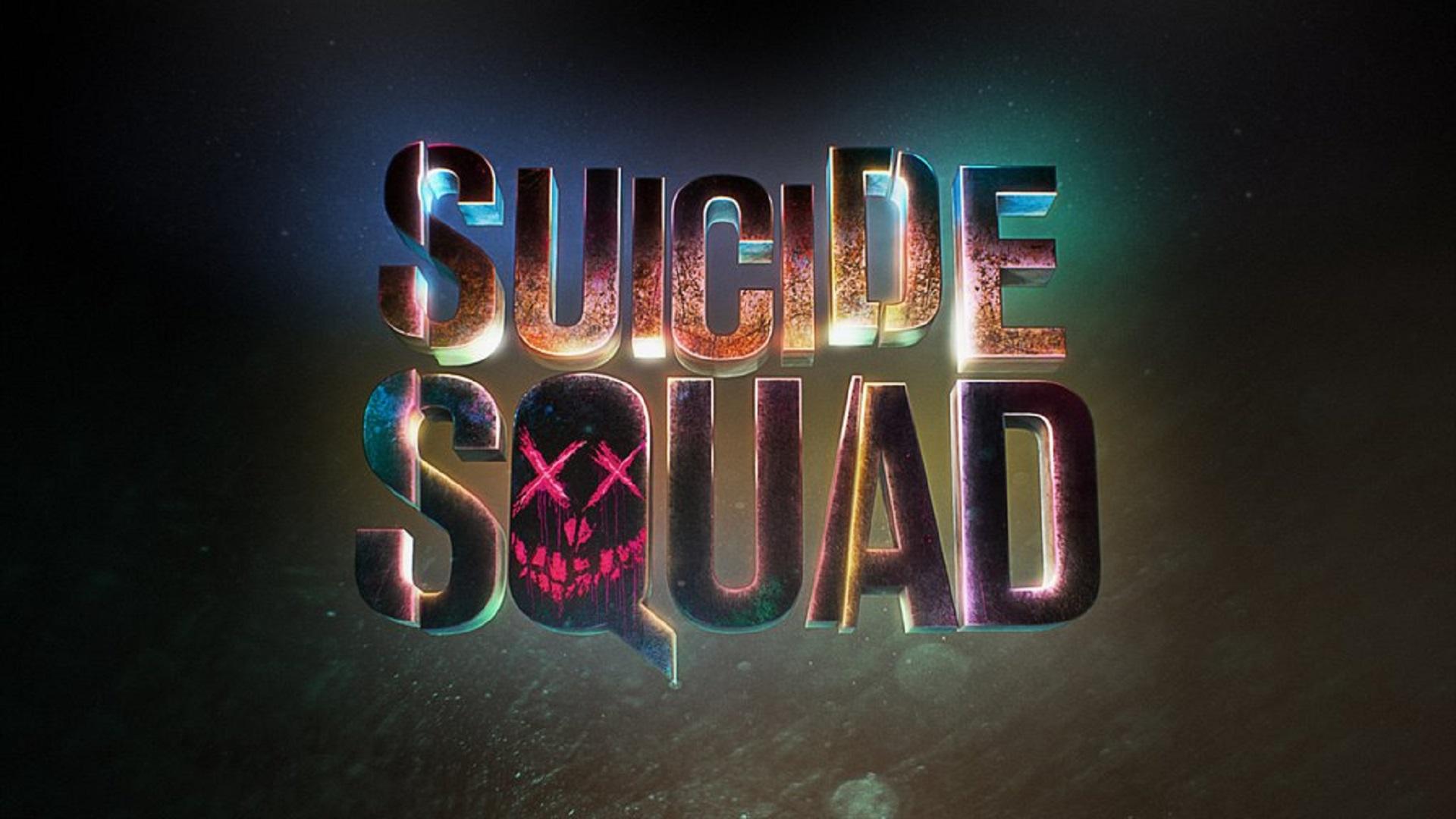 Suicide Squad Movie Inscription wallpaper HD desktop background 1920x1080