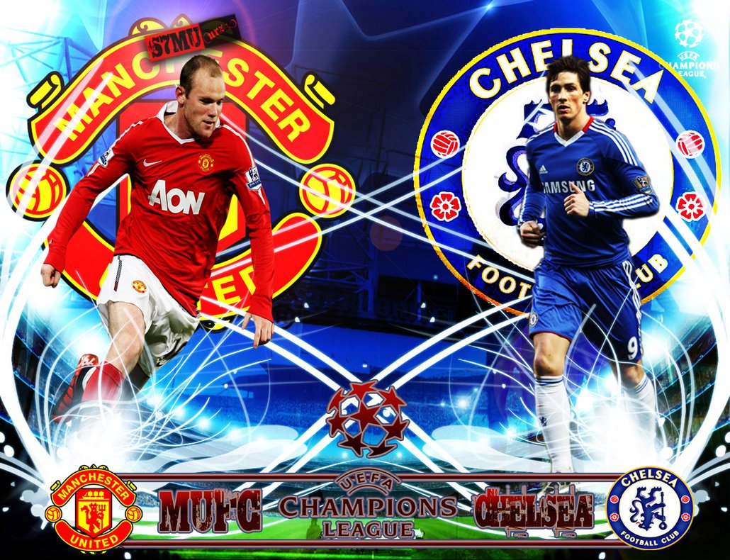 Manchester United Vs Chelsea 2011 2012 Wallpapers Sports Mania 1030x790