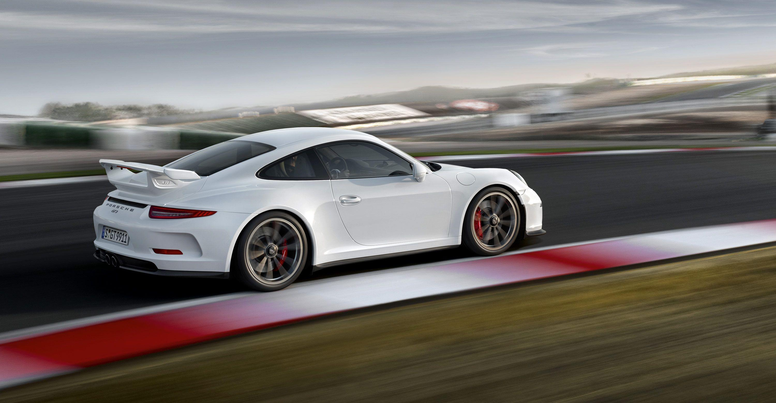 Porsche GT3 Wallpapers 3000x1560