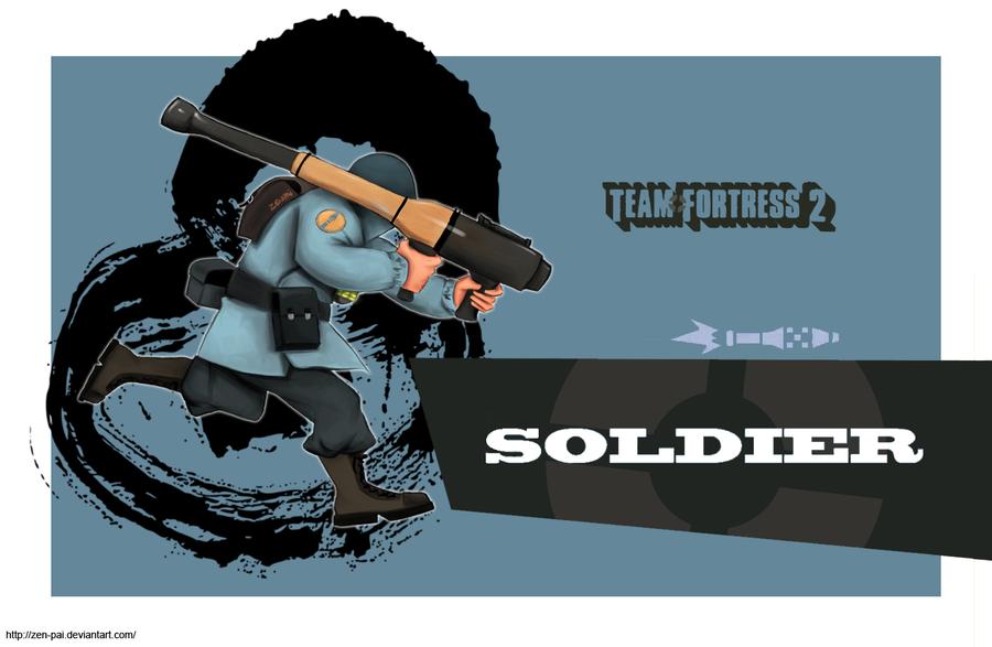 Soldier Wallpaper TF2 ...