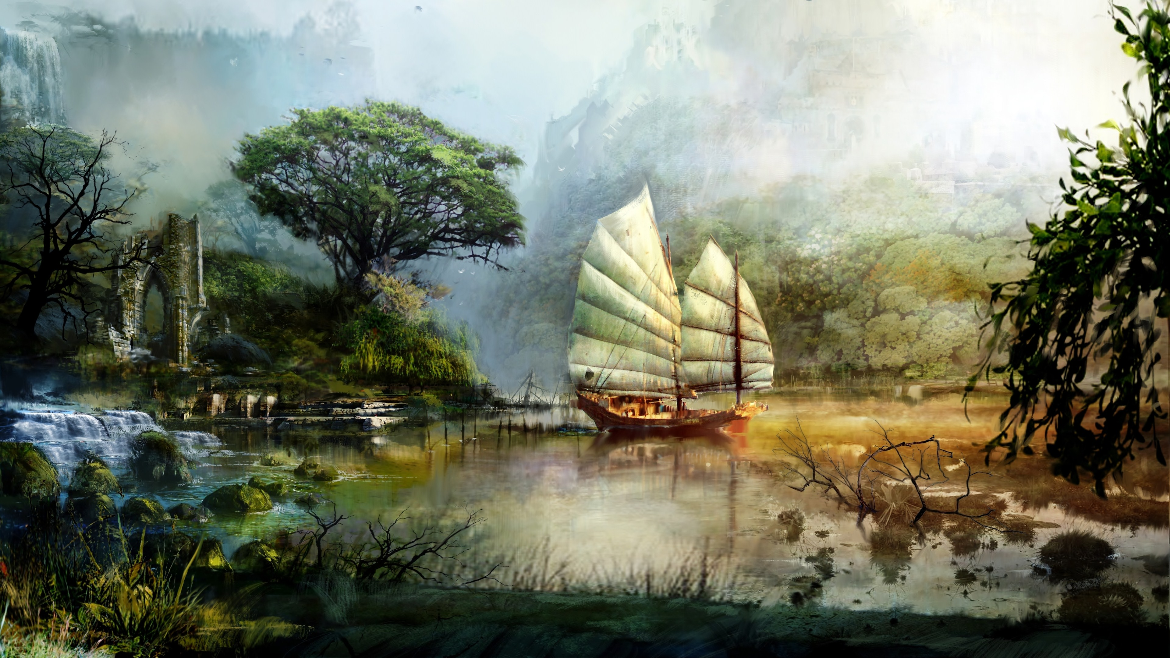 Guild Wars 2 Amazing New HD Wallpapers   All HD Wallpapers 3840x2160