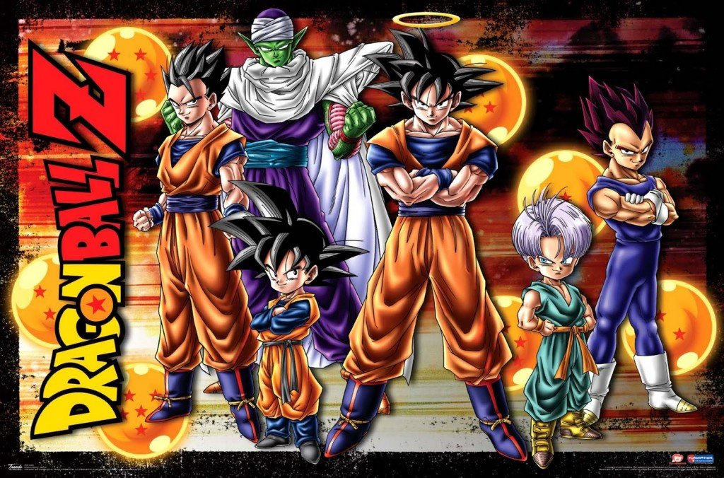 Dragon Ball Z HD Wallpapers 1024x676 Desktop Wallpaper Pc Wallpaper 1024x676