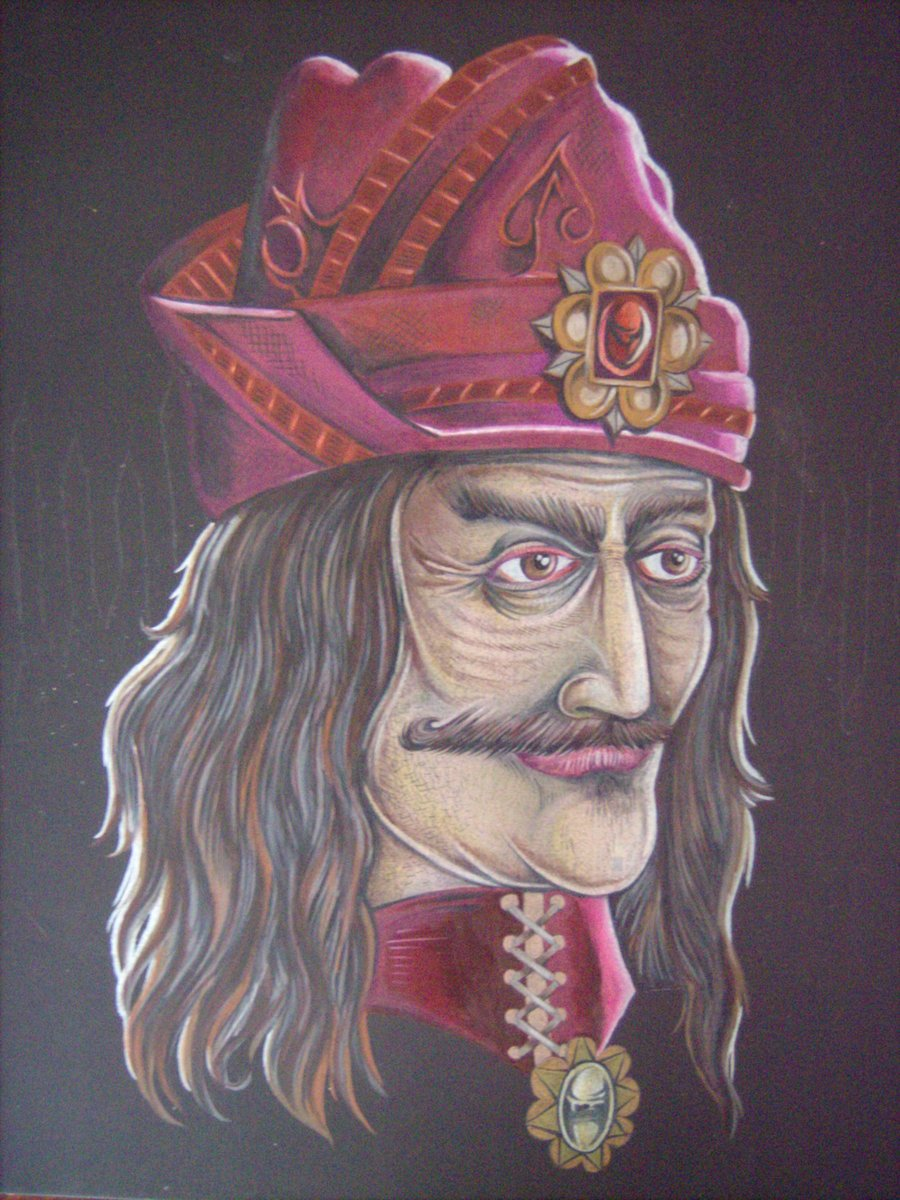 Vlad the Impaler by GregLakowske 900x1200