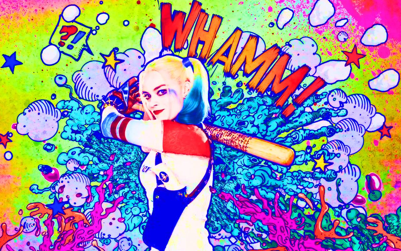 Harley Quinn images Harley Quinn   Suicide Squad fond dcran HD 1280x800