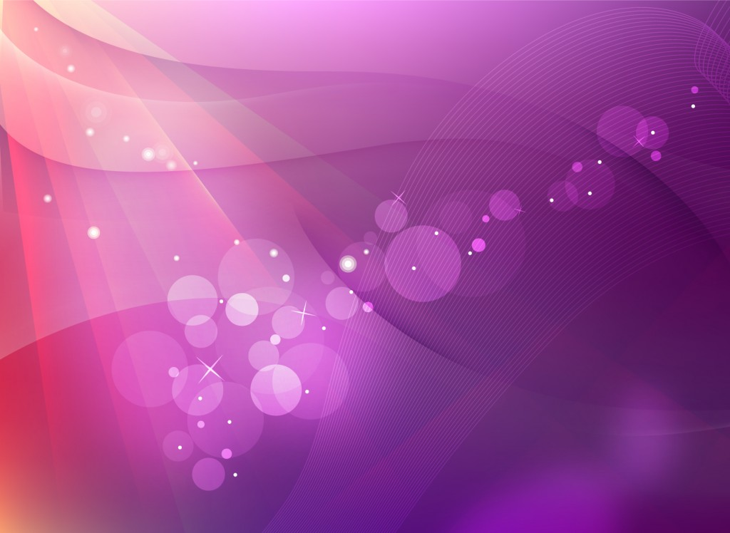 One more cool bokeh effect in vector format 1024x748