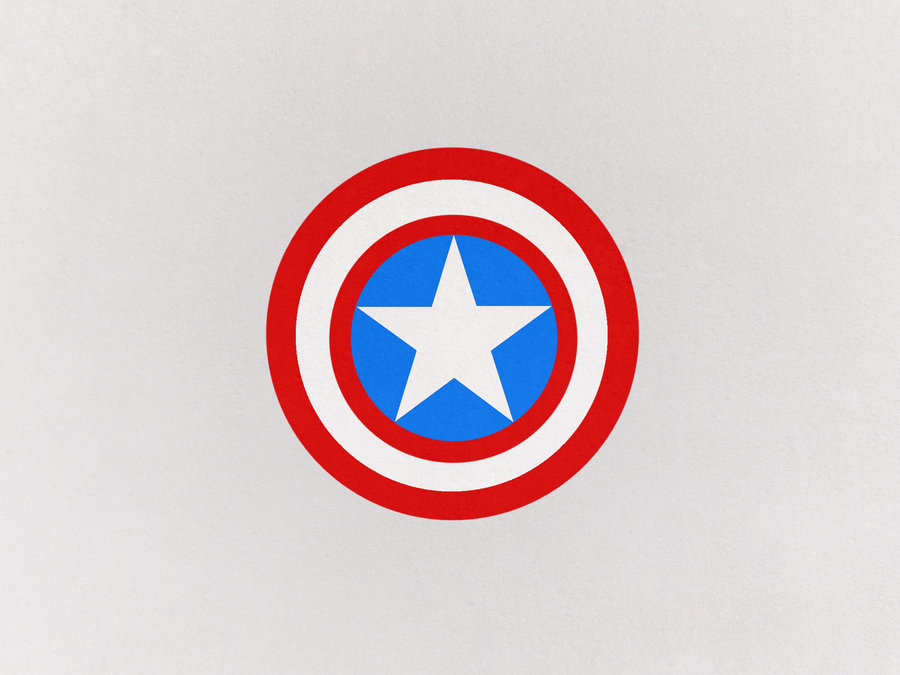 Hd Logo Of Captain America