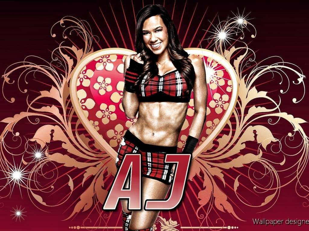 WWE Diva AJ Lee Pics   Bloody Rascals 1024x768
