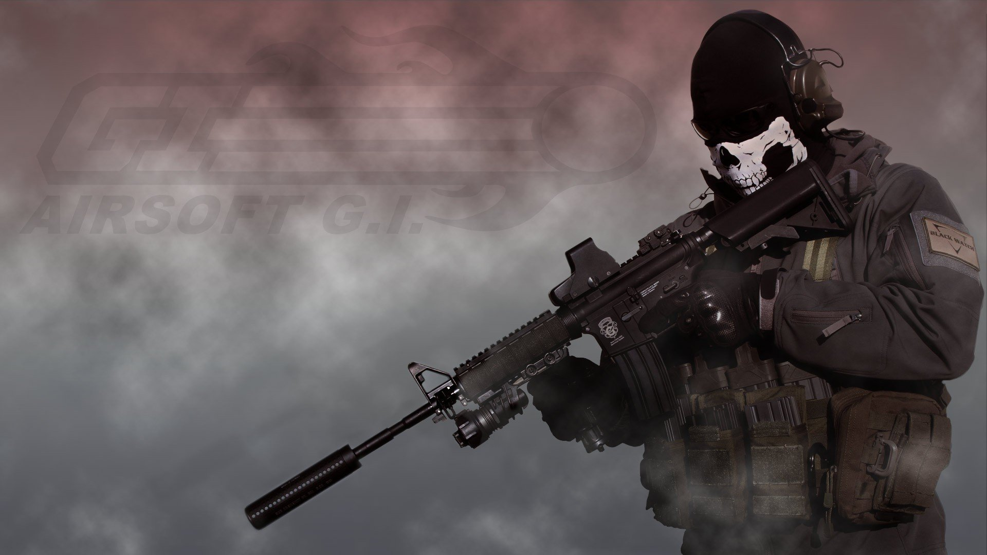 Full HD Quality Airsoft Images for 1920x1080