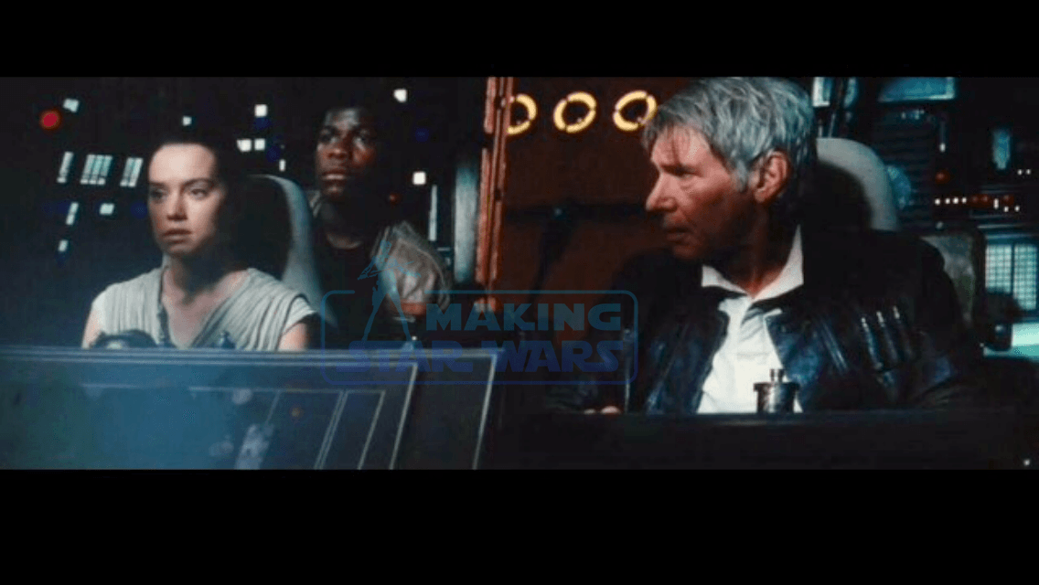 First Look Pics of Domhnall Gleesons The General and Han Solo 1136x640