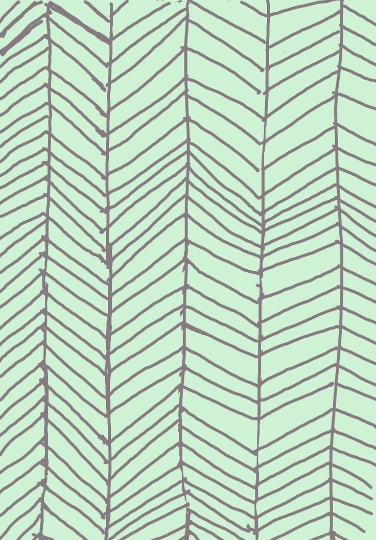 Wallpapers Mintgreen Chevron Phone Iphone Backgrounds Mint Green 736x1057