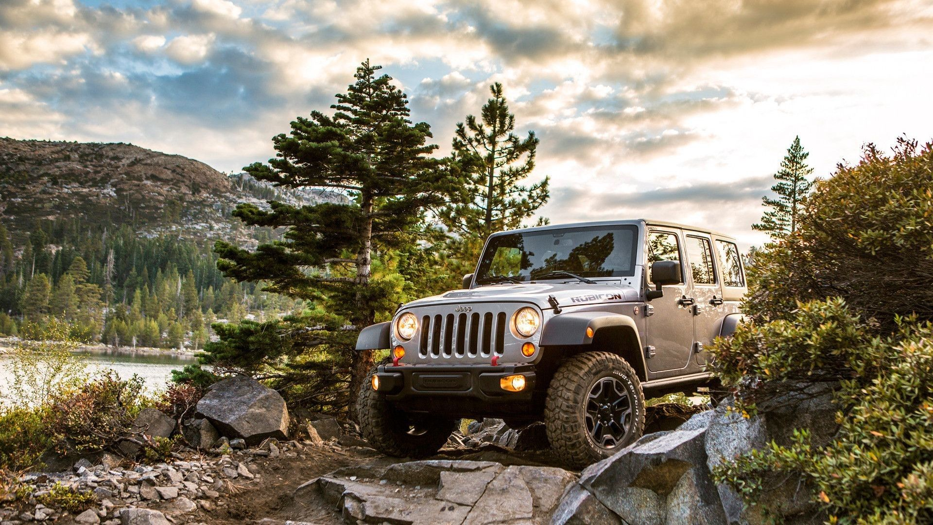 Jeep Rubicon Wallpapers   Top Jeep Rubicon Backgrounds 1920x1080