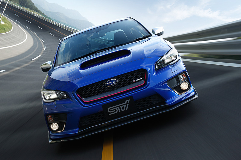 Albums photos   Subaru WRX STI S207 2016 800x534