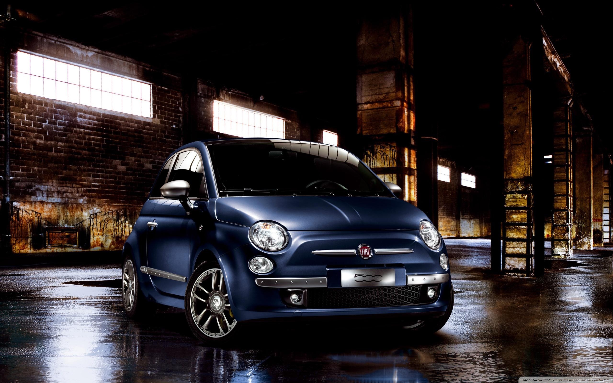 Fiat 500 Wallpaper 4   2560 X 1600 stmednet 2560x1600