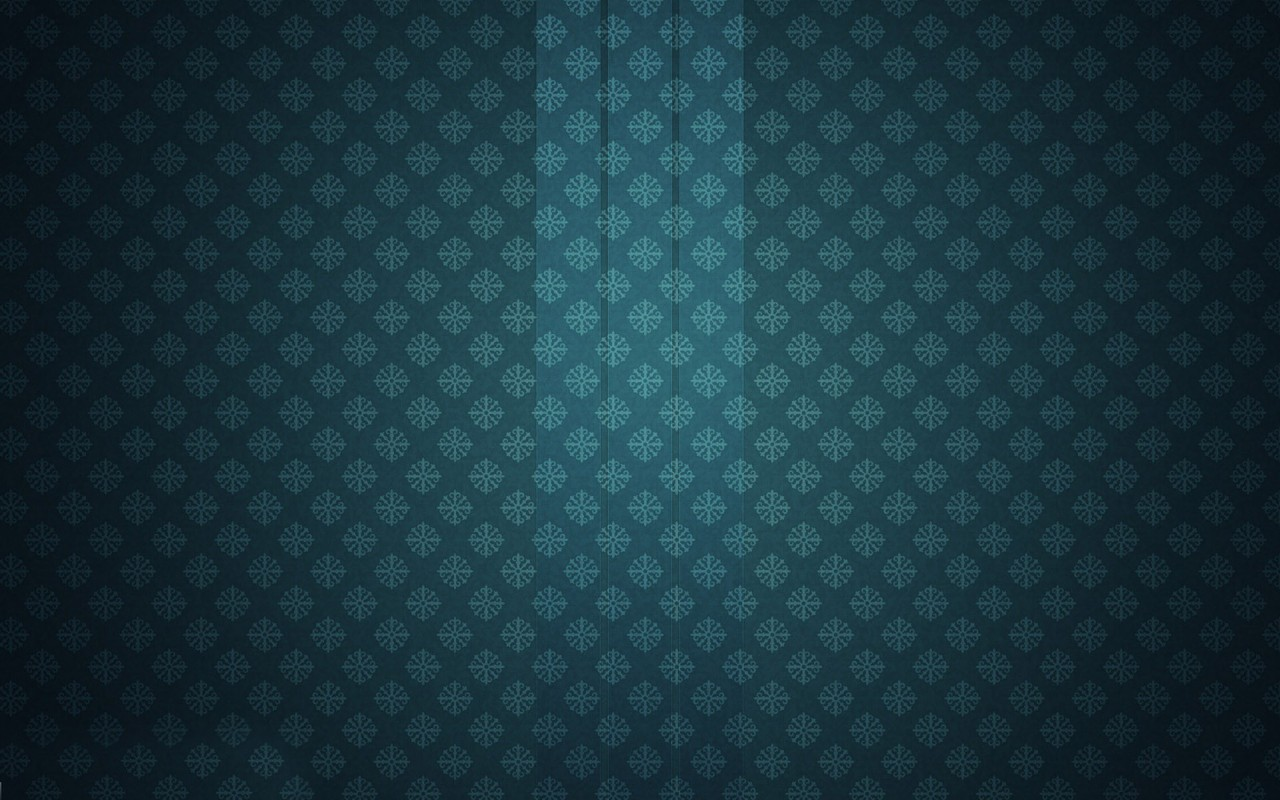Blue vintage pattern wallpaper 10716 1280x800