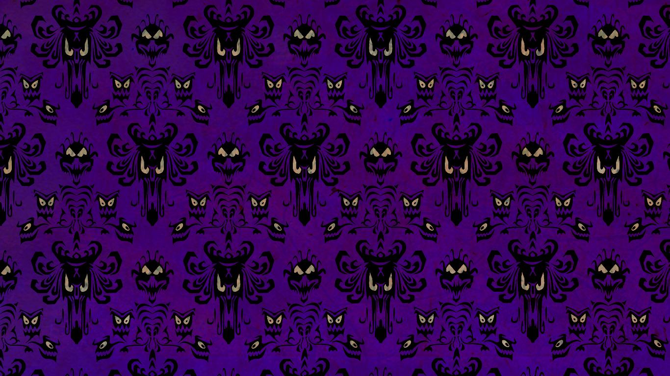 Wallpapers Backgrounds   Wallpapers House Stark Haunted Mansion 1366x768