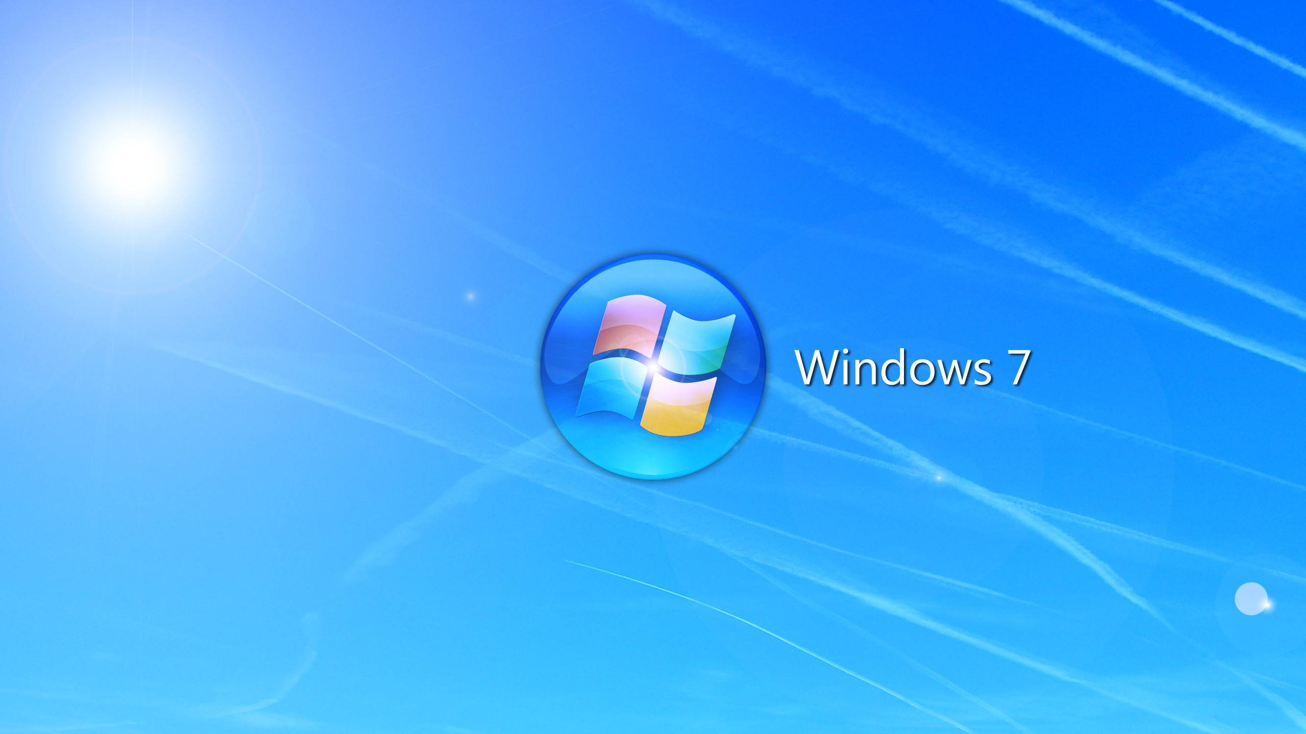 Windows 7 25601440 Wallpaper 1117693 2560x1440