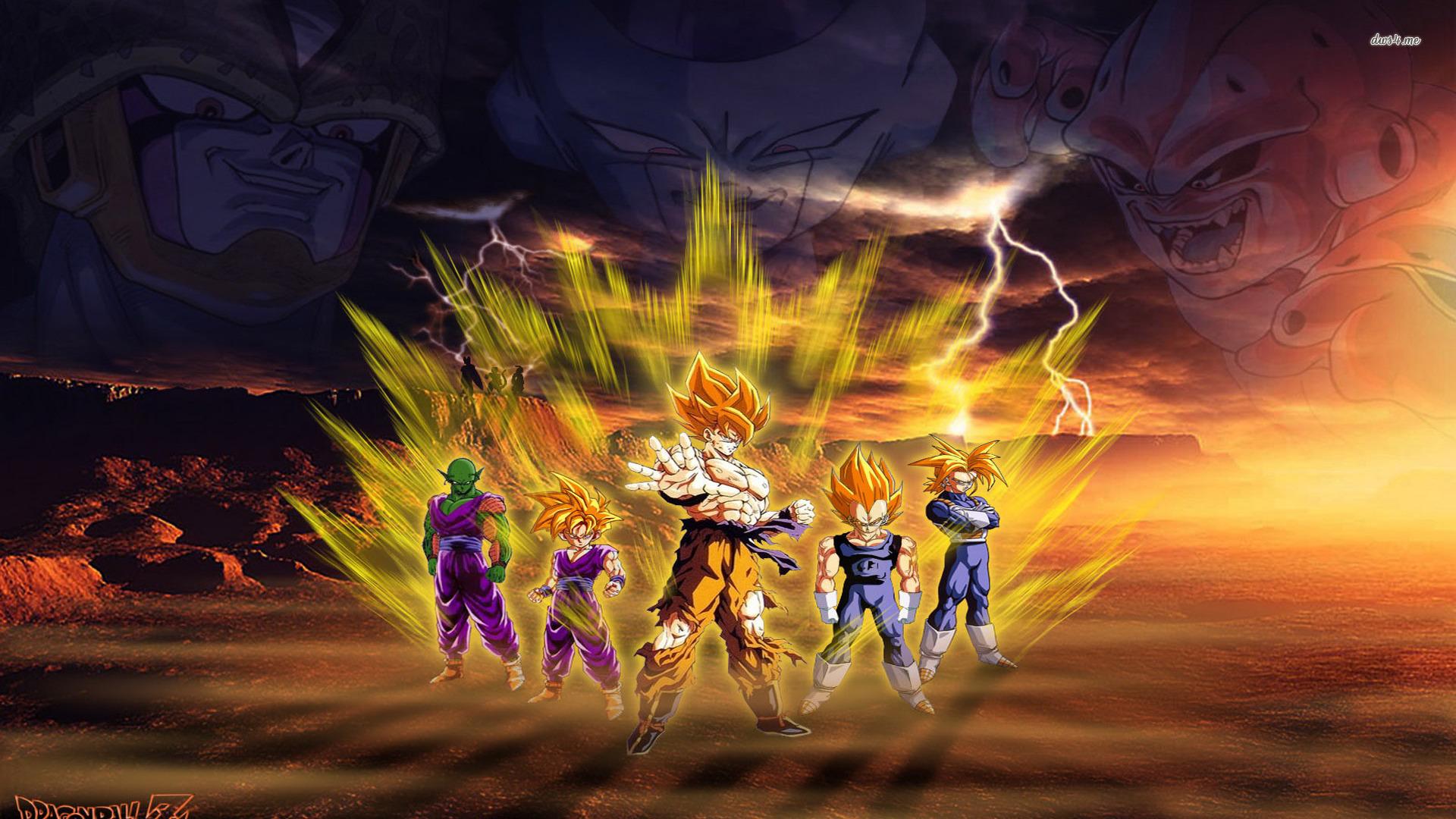 4K Dragon Ball Z Wallpaper  WallpaperSafari