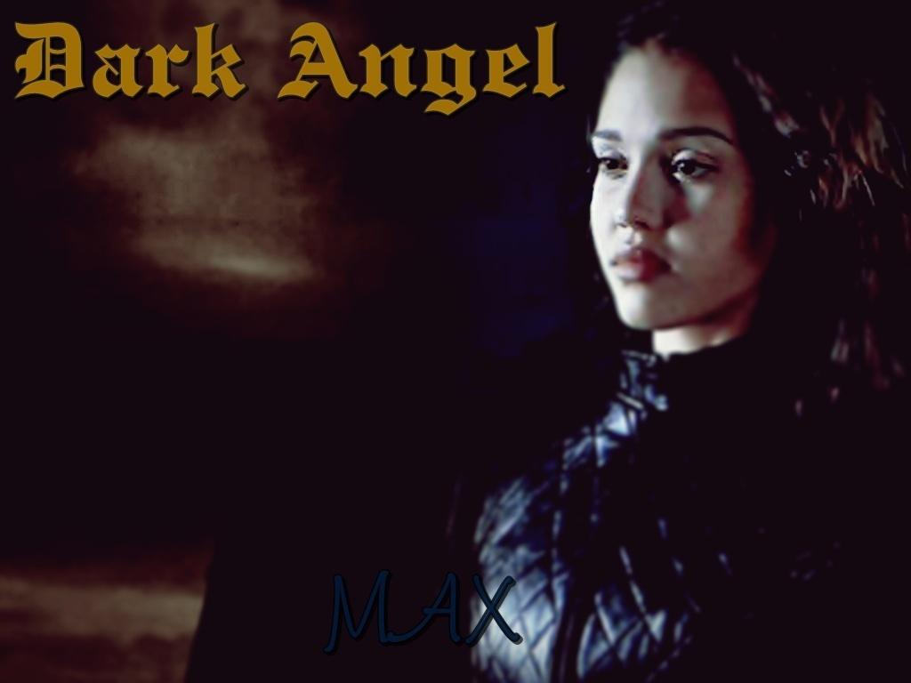 Dark Angel   Jessica Alba Wallpaper 15091678 1024x768