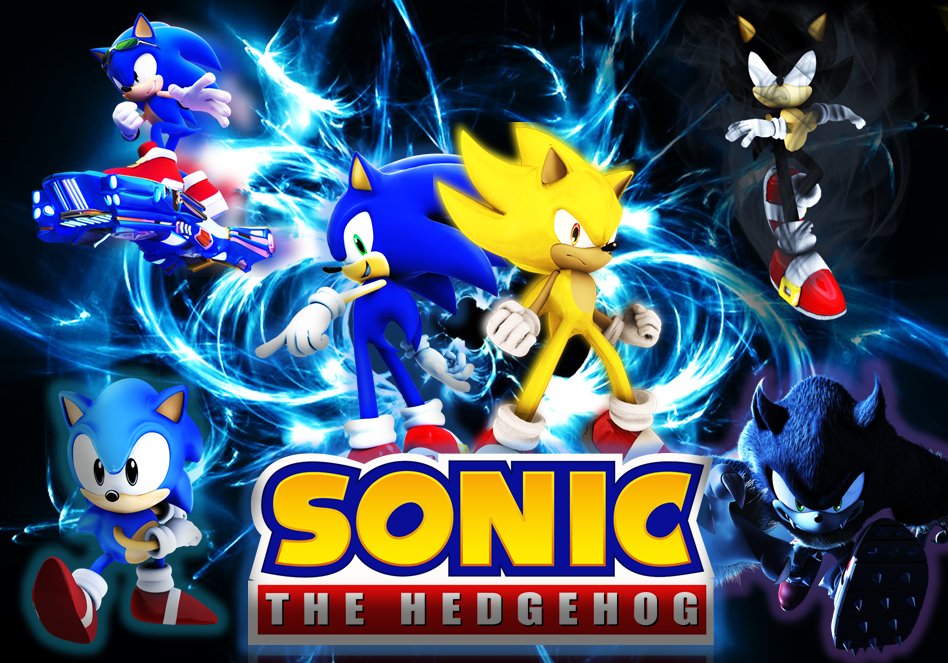 948x663px Cool Sonic The Hedgehog Wallpaper Wallpapersafari
