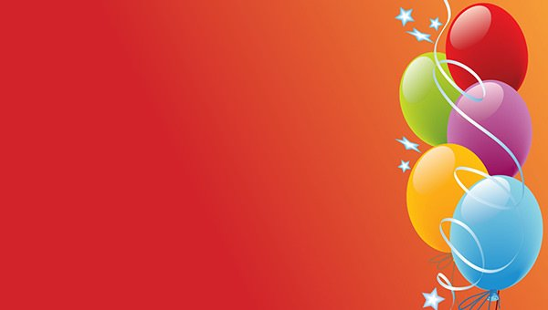 70 Best Birthday Backgrounds Collection FreeCreatives 600x340
