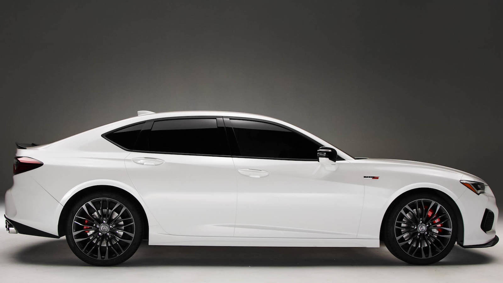 2021 Acura TLX revealed Here are details on performance tech 1600x900