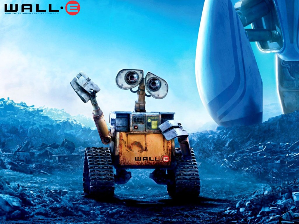 Free Download Disney Movie Walle 2 Wallpaper 1024x768 For
