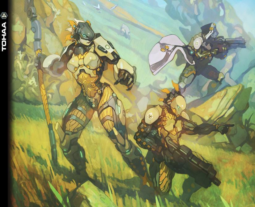 Tohaa Tactics by Magonus Corvus Belli Community Forum 825x670