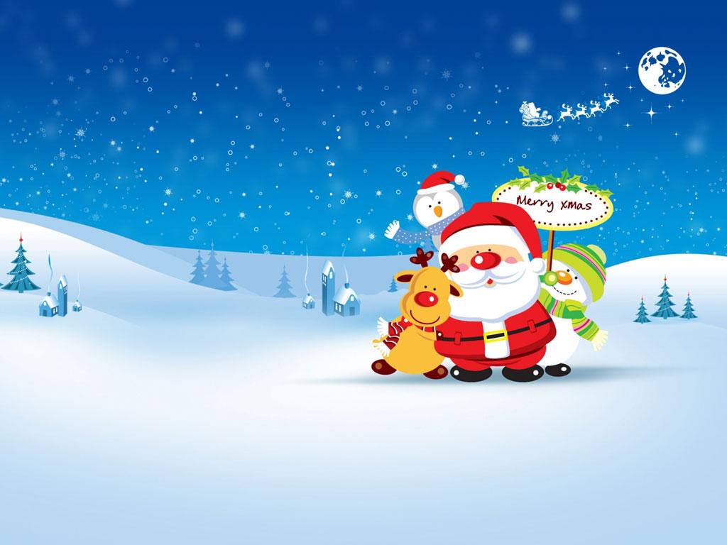 49 Christmas Desktop Wallpaper For Kids On Wallpapersafari