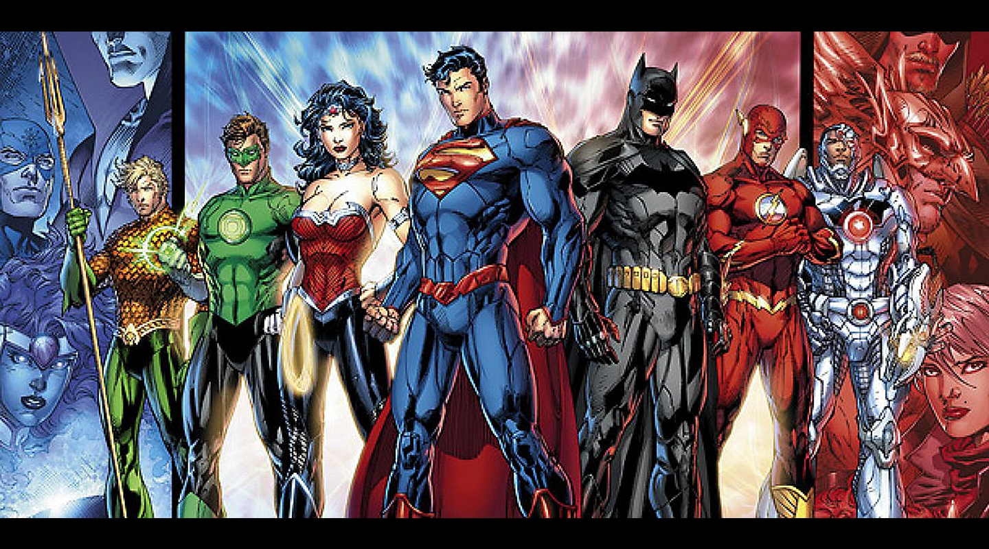 Free Download Justice League Of America Computer Wallpapers