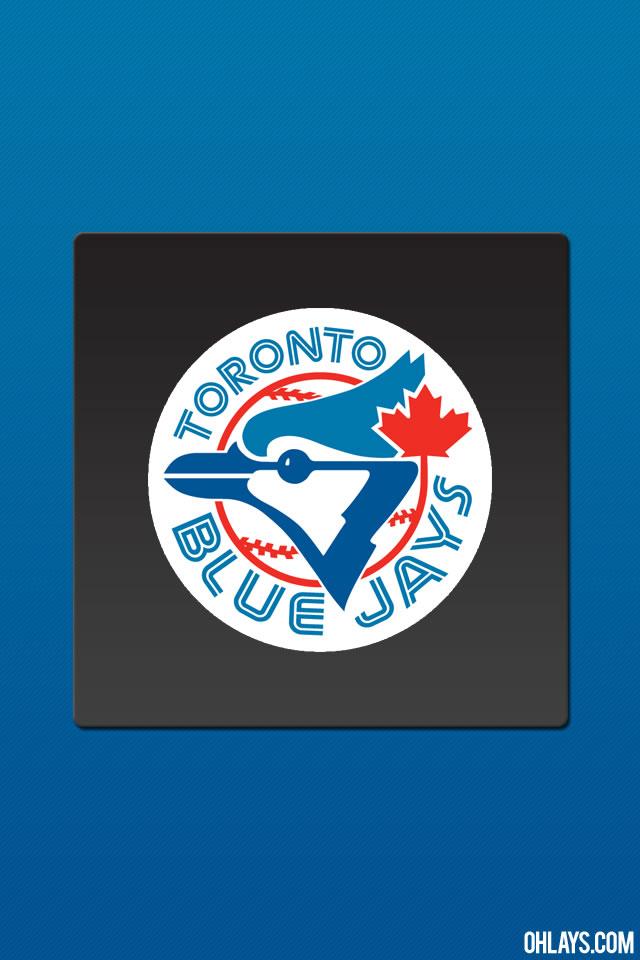Toronto Bluejays iPhone Wallpaper 5787 ohLays 640x960